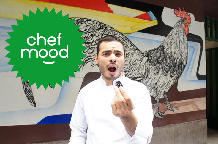 chef Mood, Juan Manuel Mora