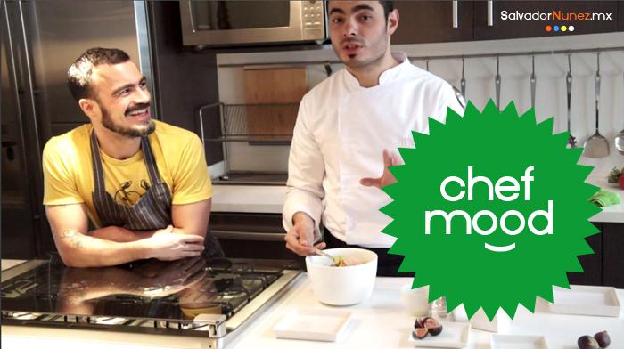 CHEF MOOD, recetas, cocina, buen humor, bienestar, Chef Mora, Salvador Nunez, salvador Nuñez,