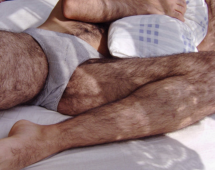hairy, hombre peludo, hairy man, pillow, gay, almohaga, gay peludo