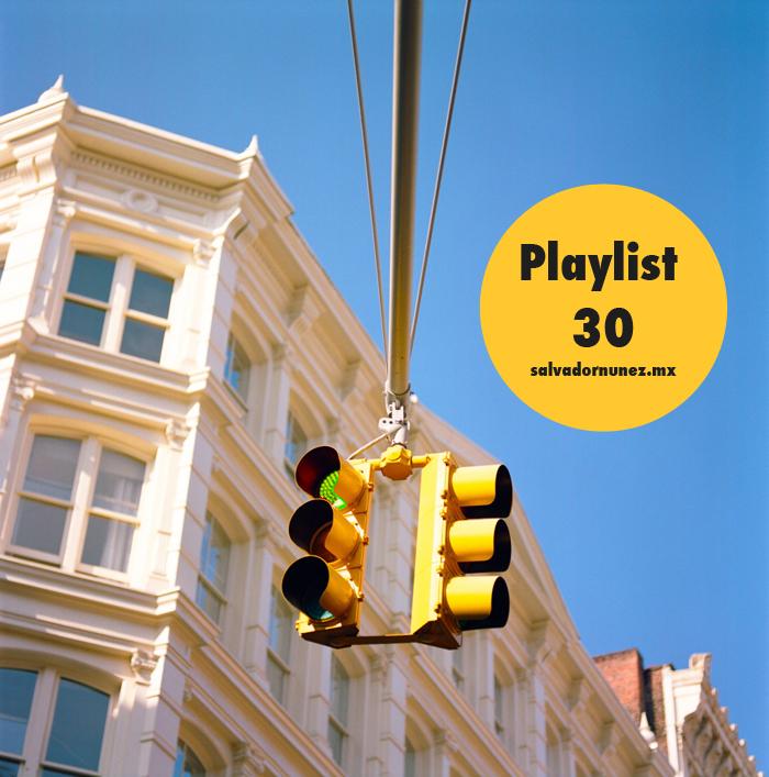 SN Musica Playlist 30, semaforo, verde, green,