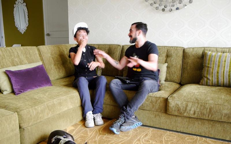gay y lesbiana, salir del closet, videoblog, vlog