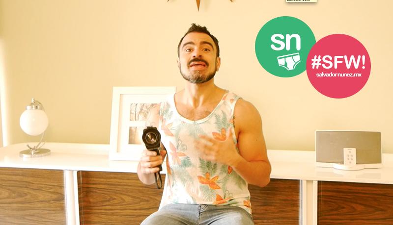 Salvador Nunez, videoblog, coaching