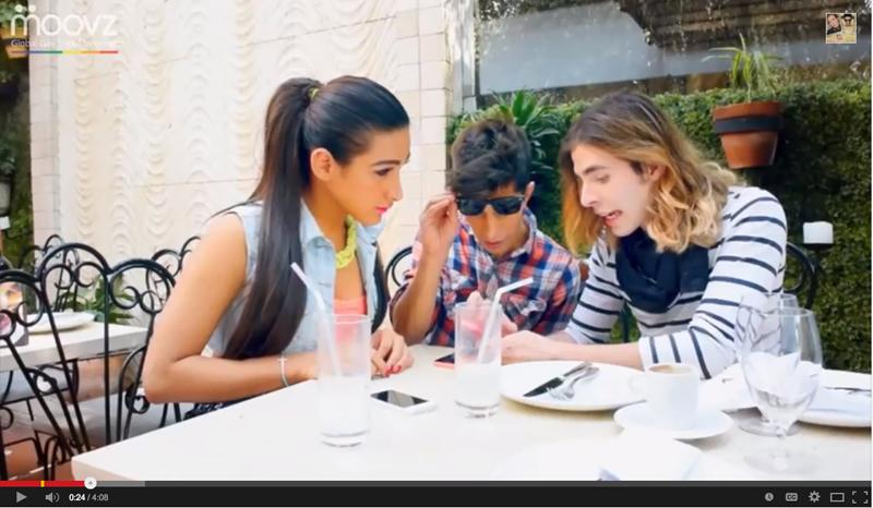 Los Jonas Vloggers, Moovz y Salvador Nunez