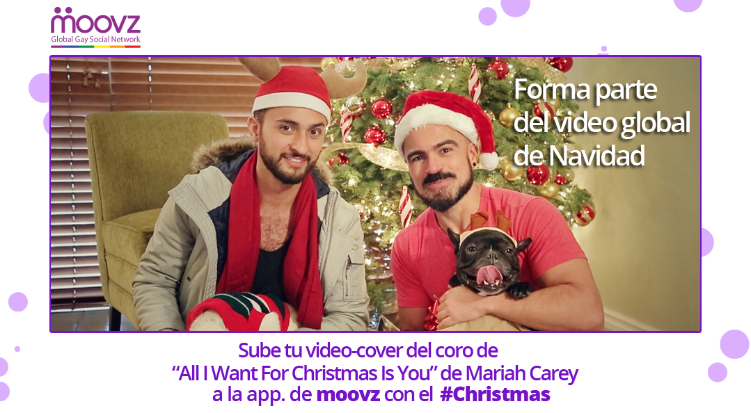 Convocatoria Video Global Navidad Moovz