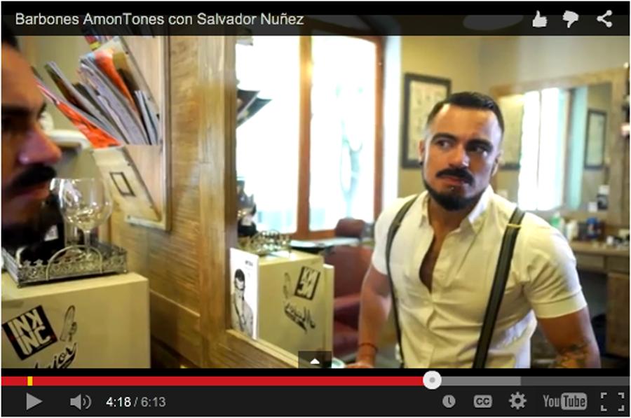 Amontones con Salvador Nunez