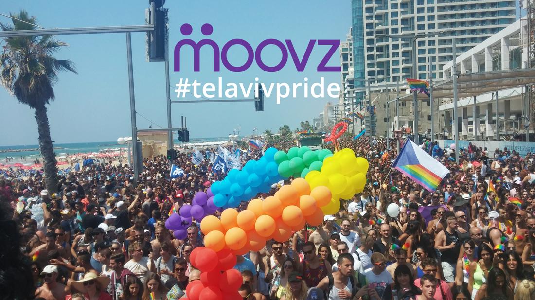 Moovz Pride Tel Aviv