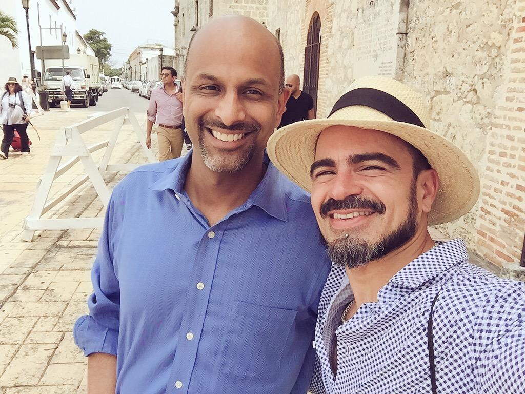 Apoorva Gandhi, Grupo Marriott, Salvador Nunez, LGBT, LoveTravels