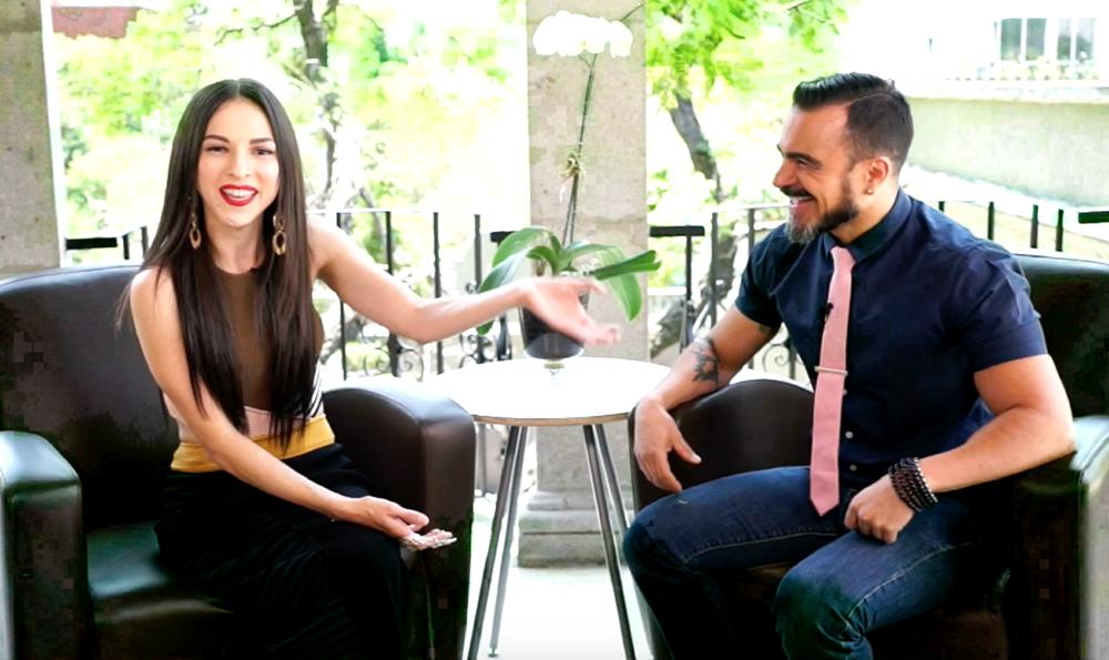 Salvador Nunez entrevista a la valiente Paty Cantu