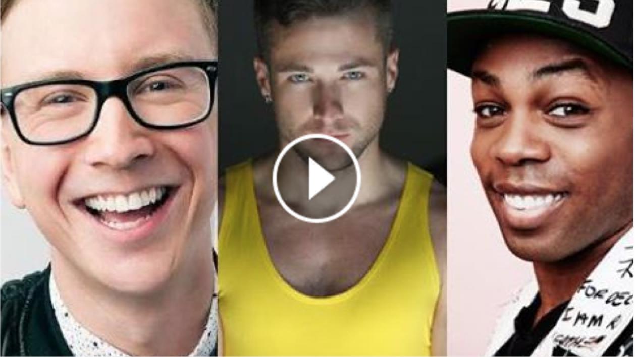 Influenciadores Gay del 2015