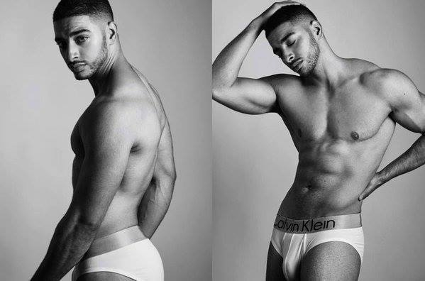 Laith Ashley Modelo del momento