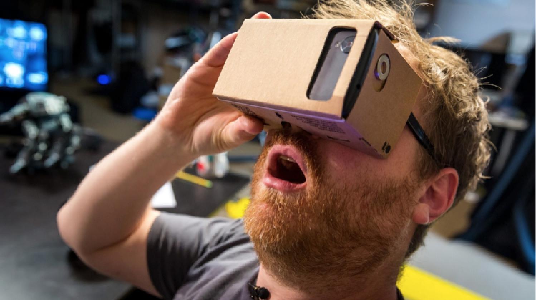 pornografia celular, realidad virtual