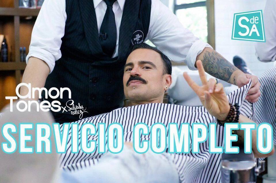 AmonTones con Salvador Nunez, vlog, vlogger estilo de vida, gay