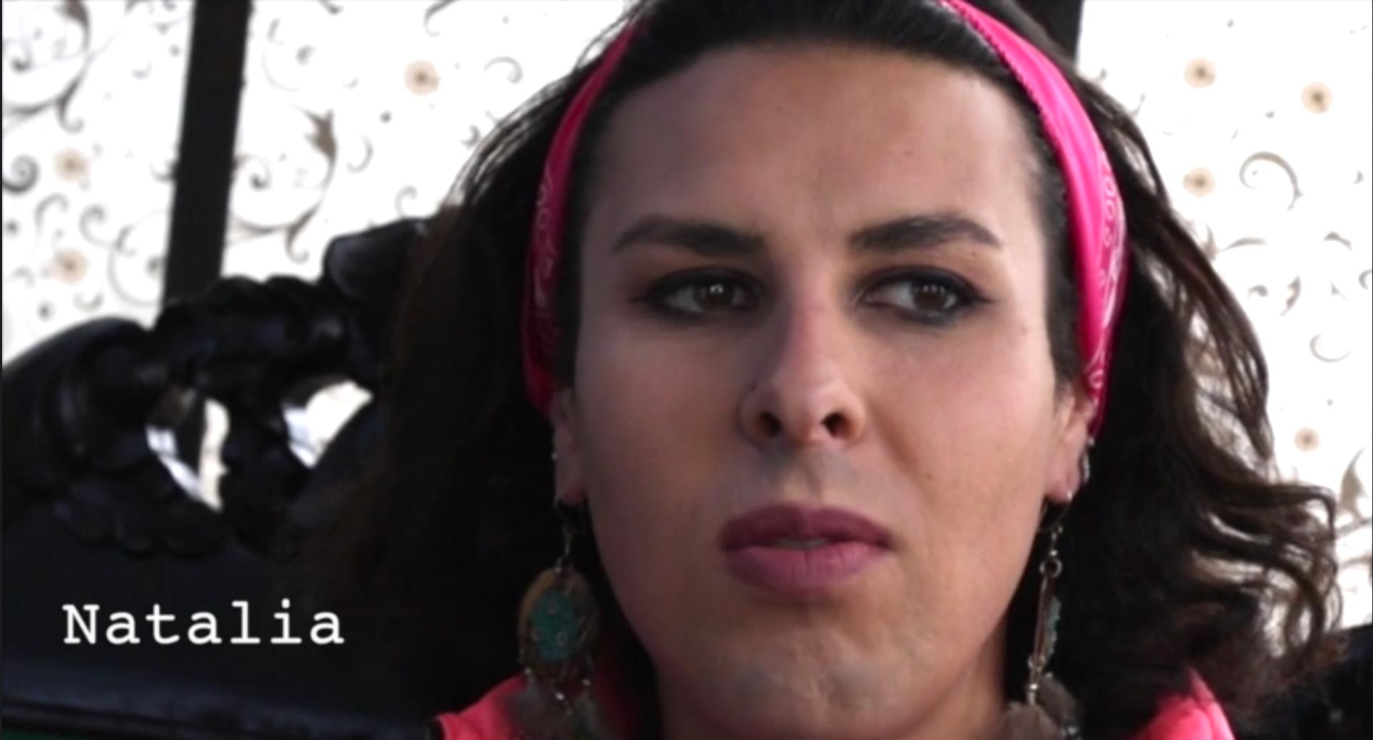 natalia, mujer trans