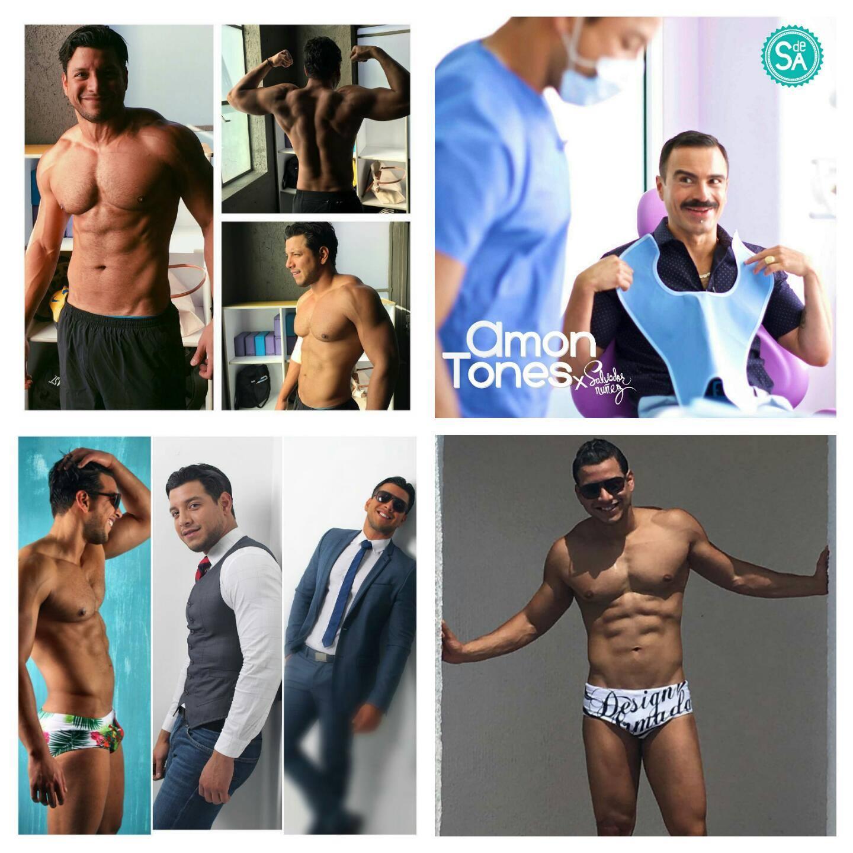 Dentista gay Jose manuel Viloria, Salvador nunez vlog, Amontones
