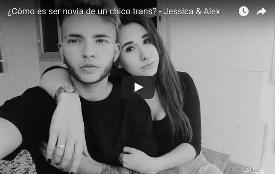 La novia de un chico trans