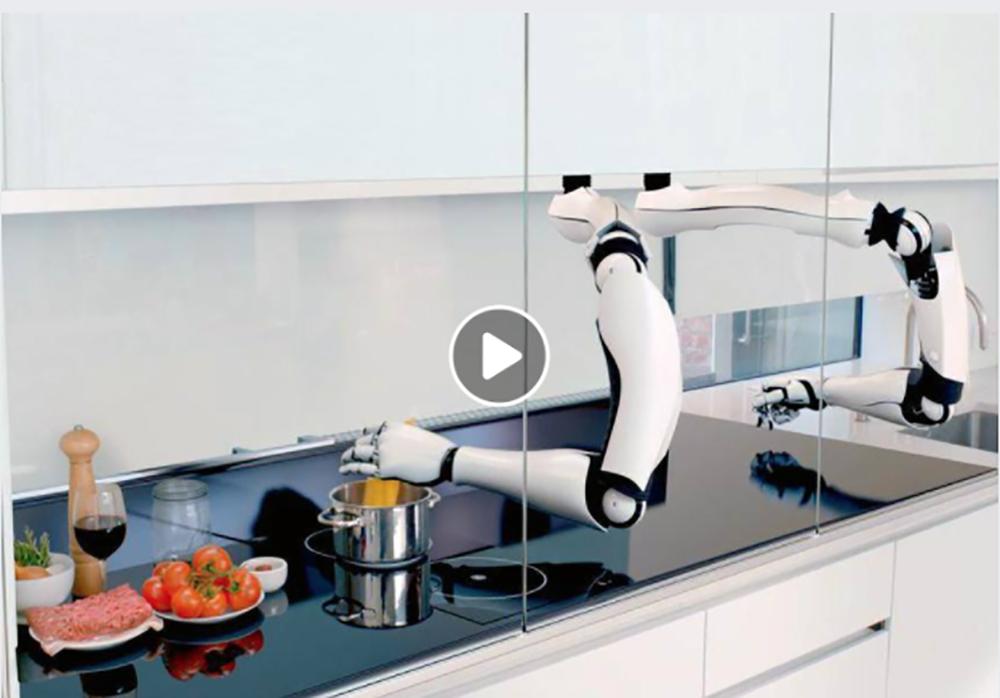 cocina robotica