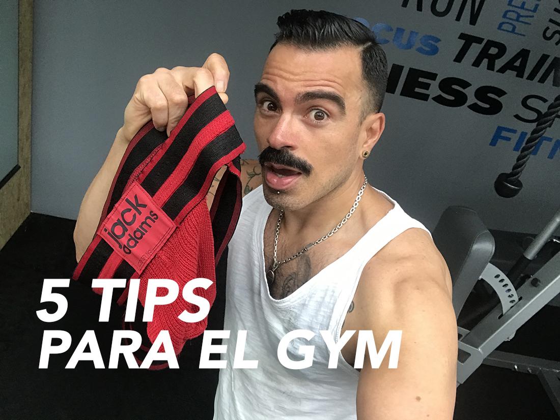 tips para lograr mejores resultados en el gimnasio. salvador nunez, videoblog