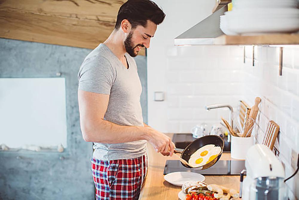 desayuno sano para treintones, cuarentones