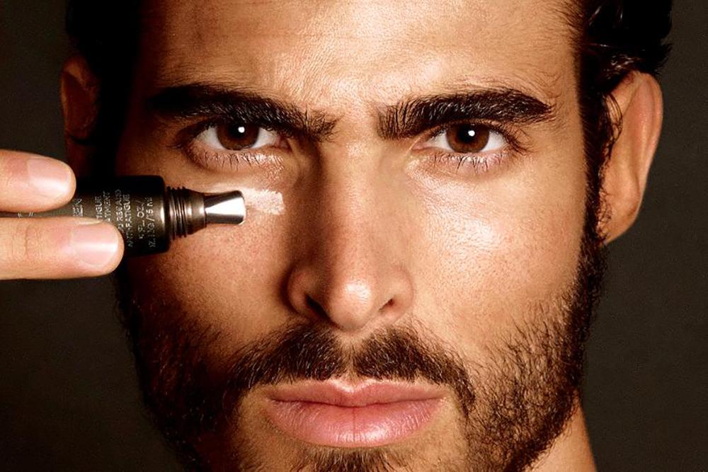 maquillaje para hombres, jean paul gaultier
