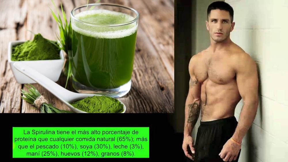 7 beneficios del alga espirulina7 beneficios del alga espirulina