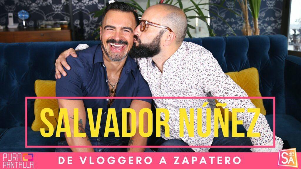 salvador nunez, blogger y yoputuber gay para los tones, treintones, cuarentones, cincuentones