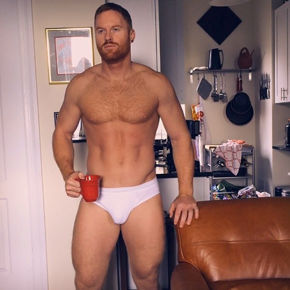 ginger men, pelirrojos sexy