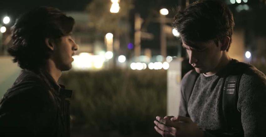 linea 9 cortometraje gay mexicano