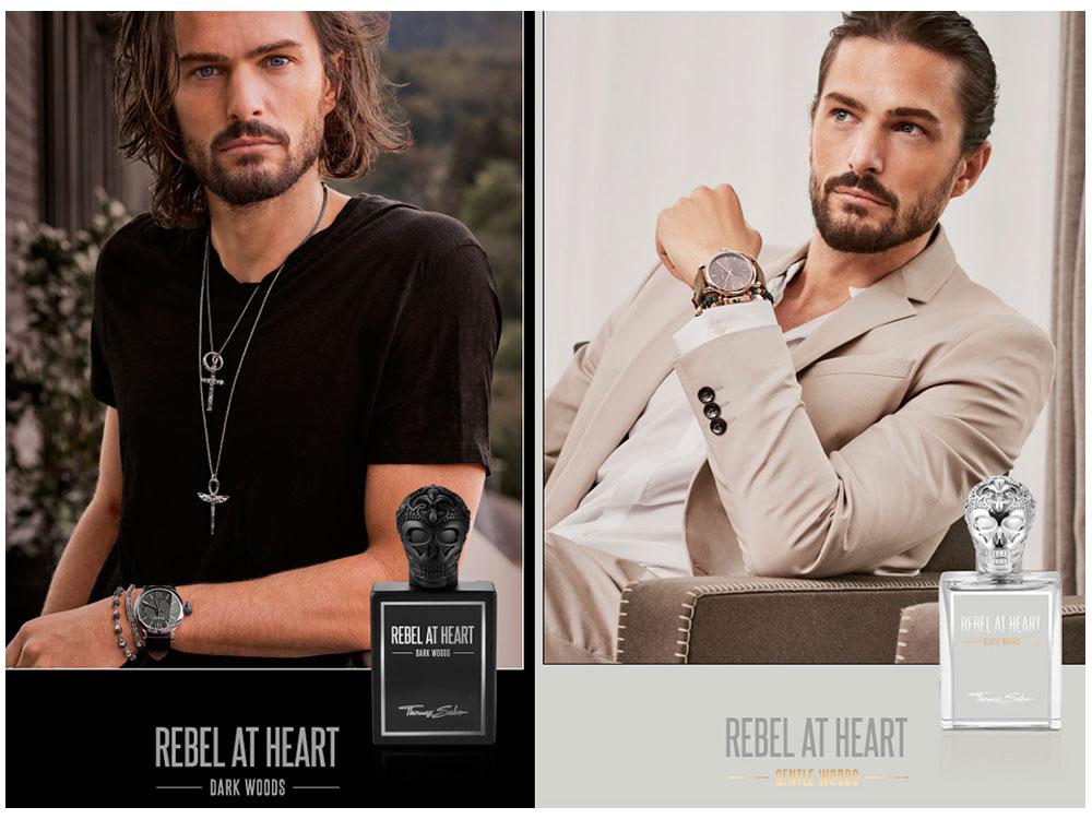 rebel at heart, fragancias, lociones nuevas, perfumes para hombre