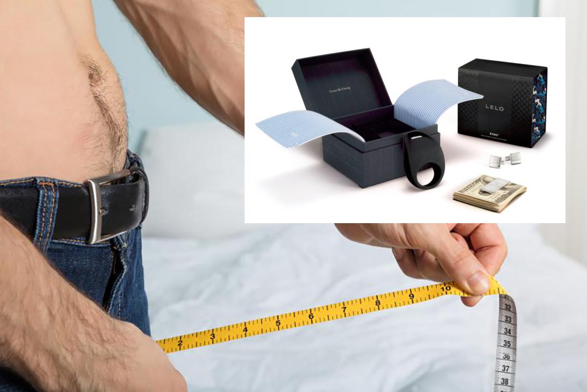 datos curiosos sobre el pene y anillos de placer lelo