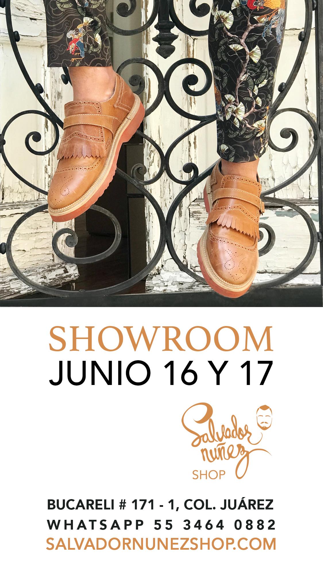 showroom salvador nunez shop