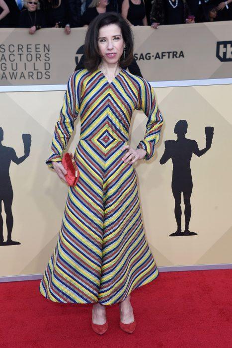 peores y mejores vestidos del sag awards