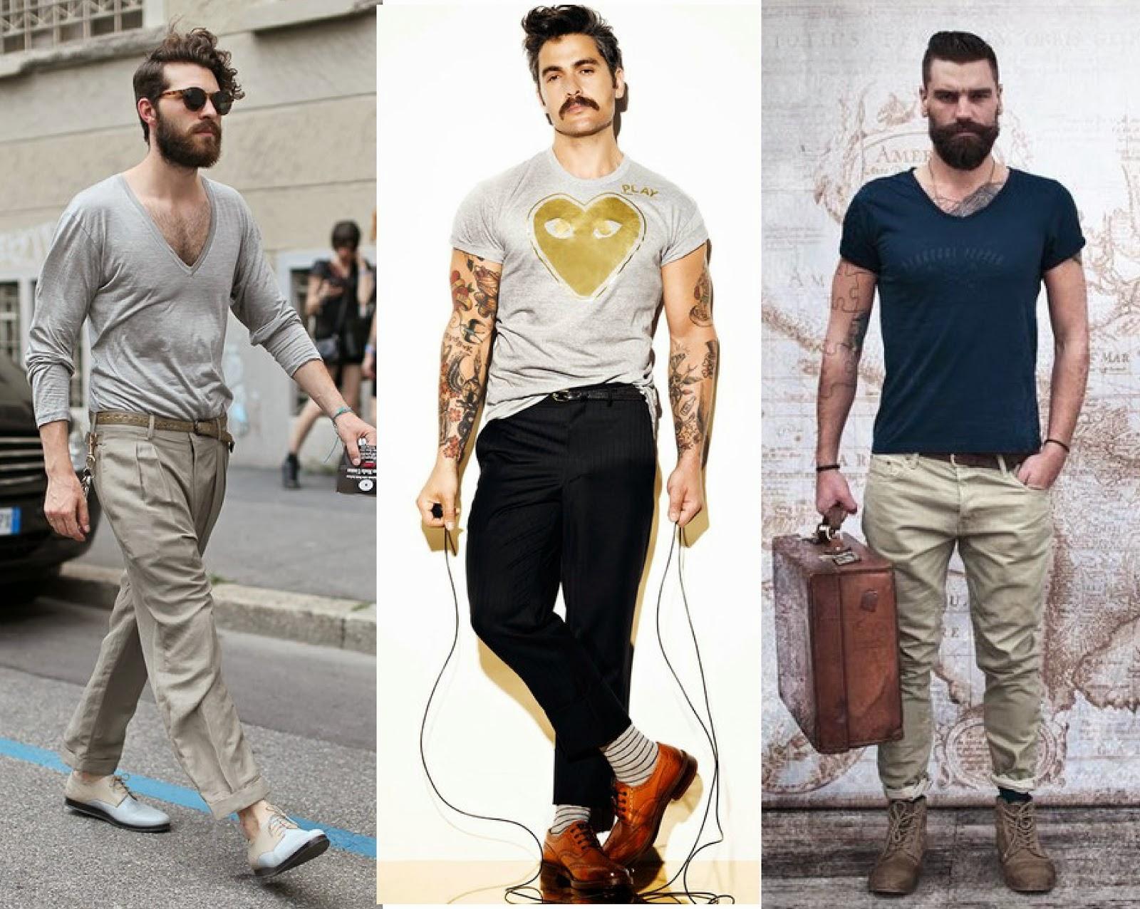 moda masculina, moda hombre